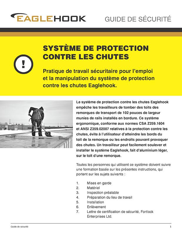 Eagle Manual French