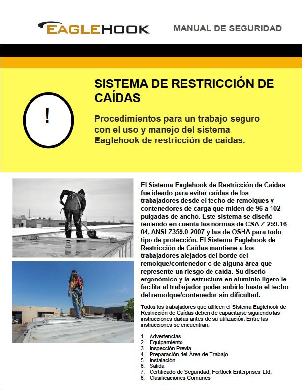 Eagle Manual Spanish